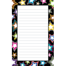 Fancy Stars Notepad
