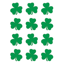 Shamrocks Mini Accents