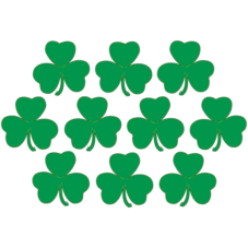 Shamrocks Accents