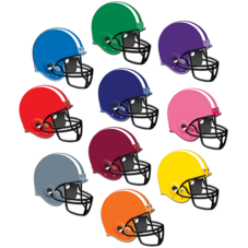 Football Helmets Accents