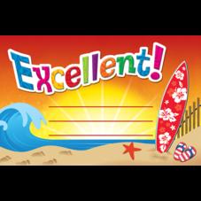 Surf's Up Excellent Awards