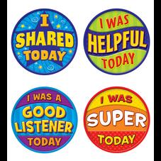 Good Behavior Wear 'Em Badges