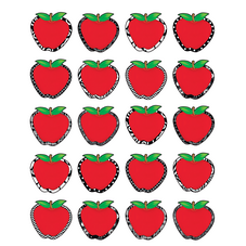 Fancy Apples Stickers