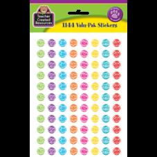 Chevron Mini Stickers Valu-Pak