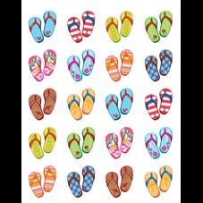 Flip Flops Stickers