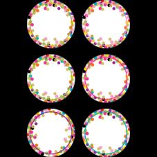 Confetti Accents