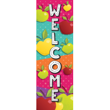 Awesome Apples Welcome Banner