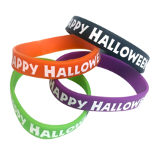 Happy Halloween Wristbands Jar