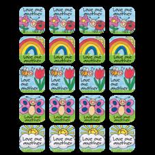 Children's Ten Commandments Stickers