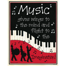 Gift of Music Chart from Susan Winget