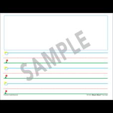 Smart Start K-1 Story Paper: 360 Sheets