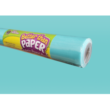 Light Turquoise Better Than Paper Bulletin Board Roll