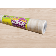 Light Maple Wood Better Than Paper Bulletin Board Roll