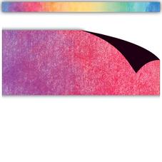 Watercolor Magnetic Border