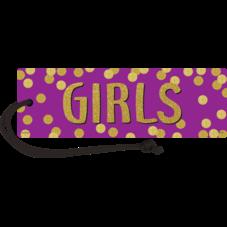 Confetti Magnetic Girls Pass