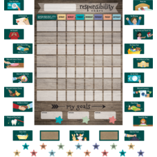 Clingy Thingies: Responsibility Chart