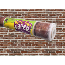 Red Brick Better Than Paper Bulletin Board Roll