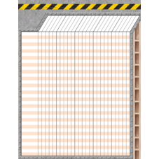Under Construction Incentive Chart