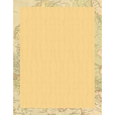 Travel the Map Blank Chart