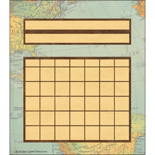 Travel the Map Incentive Charts
