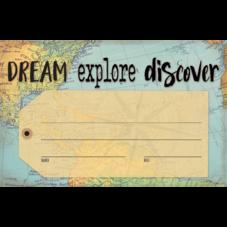 Travel the Map Dream Explore Discover Awards
