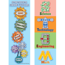 STEM Smart Bookmarks
