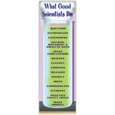 What Good Scientists Do Colossal Poster