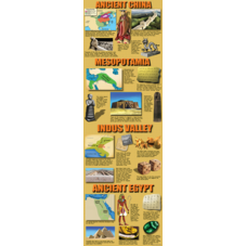 Ancient Civilizations Colossal Poster
