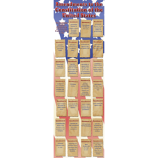 Constitutional Amendments Colossal Poster