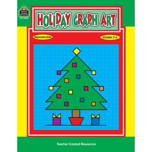 TCR0093 Holiday Graph Art Image