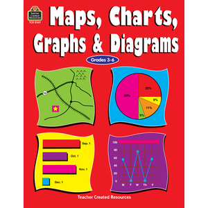 TCR0169 Maps, Charts, Graphs & Diagrams Image