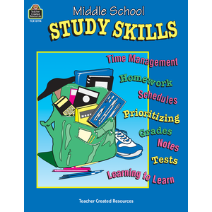 TCR0194 Middle School Study Skills Image