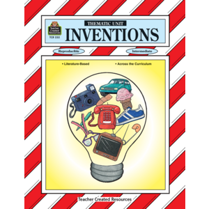 TCR0232 Inventions Thematic Unit Image