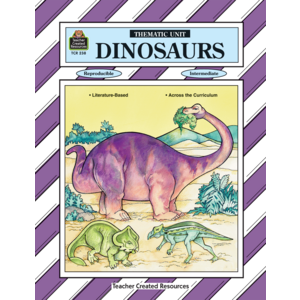 TCR0238 Dinosaurs Thematic Unit Image