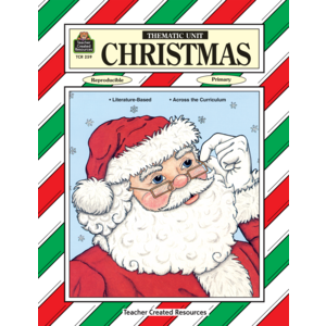 TCR0259 Christmas Thematic Unit Image