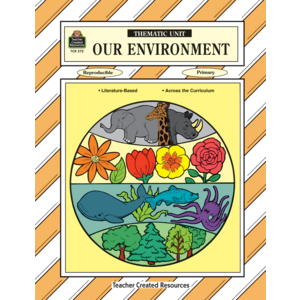 TCR0272 Our Environment Thematic Unit Image