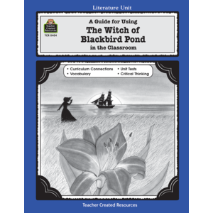 TCR0404 A Guide for Using The Witch of Blackbird Pond in the Classroom Image