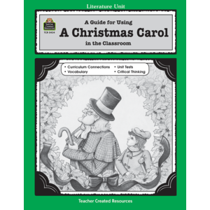 TCR0434 A Guide for Using A Christmas Carol in the Classroom Image