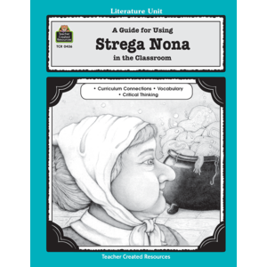 TCR0436 A Guide for Using Strega Nona in the Classroom Image