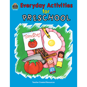 TCR0484 Everyday Activities for Preschool Image