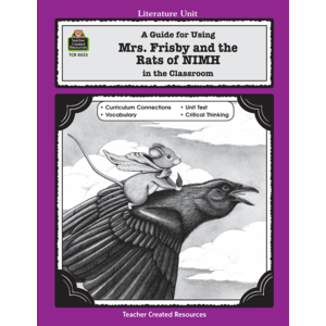 TCR0523 A Guide for Using Mrs. Frisby and the Rats of NIMH in the Classroom Image