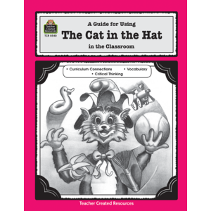 TCR0540 A Guide for Using The Cat in the Hat in the Classroom Image