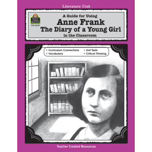 TCR0559 A Guide for Using Anne Frank: The Diary of a Young Girl in the Classroom Image