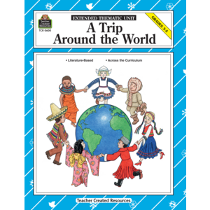 TCR0600 A Trip Around the World Image