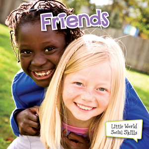 TCR102621 Friends (Little World Social Skills) Image
