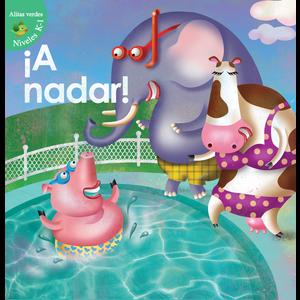TCR105189 A nadar!  Image