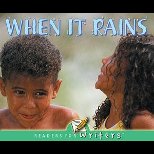 TCR152527 When It Rains                                                Image