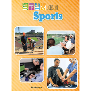 TCR178181 STEM Jobs in Sports Image