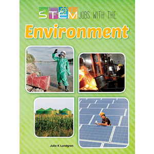 TCR178198 STEM Jobs with the Environment Image