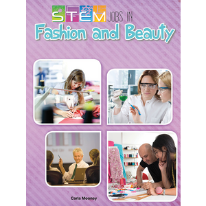 TCR178228 STEM Jobs in Fashion and Beauty Image